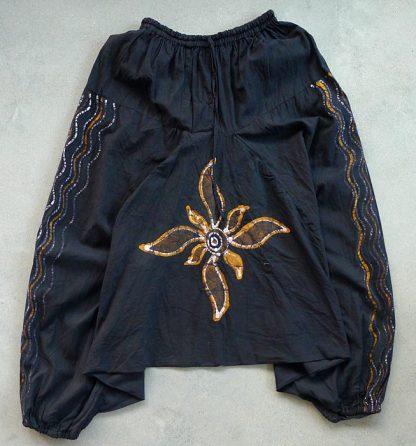Alibababyxor-svart