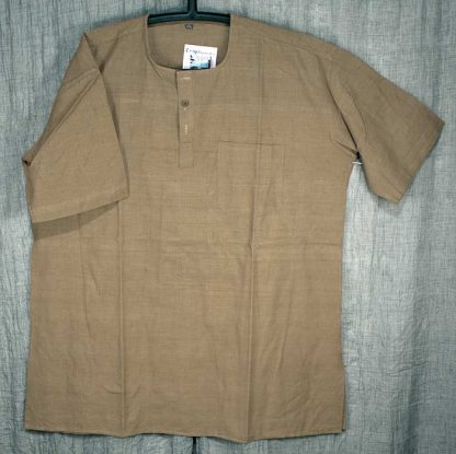 eko skjorta-brun
