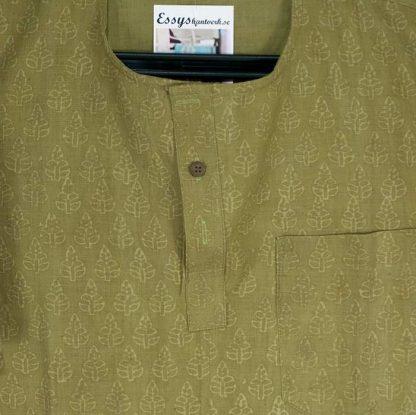 eko skjorta-grön