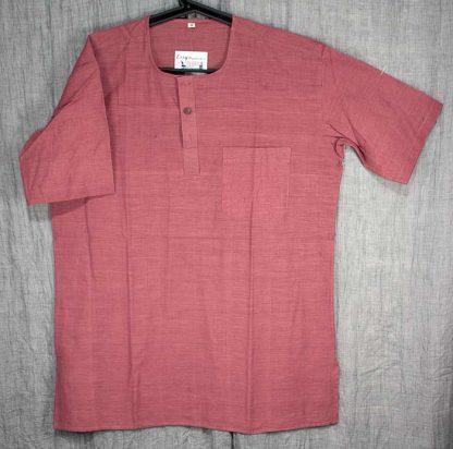 eko skjorta-röd