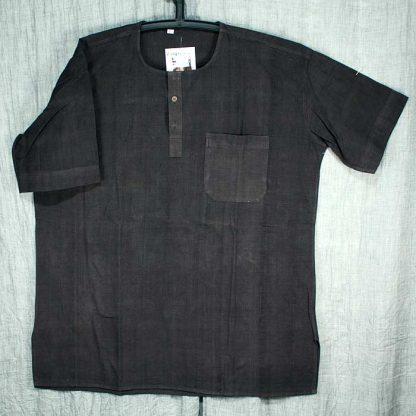eko skjorta-svart