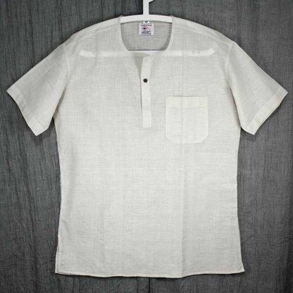 eko skjorta-vit