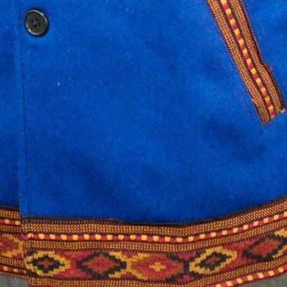 Väst 2 i blått