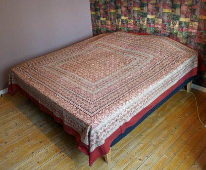Sängöverkast 3