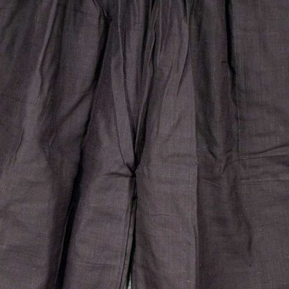 Haremsbyxa svart