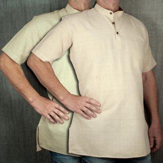 Skjorta-ståkrage
